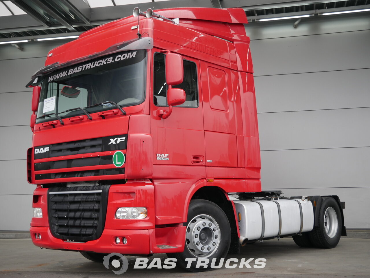 photo de Occasion Tracteur DAF XF105.410 4X2 2010