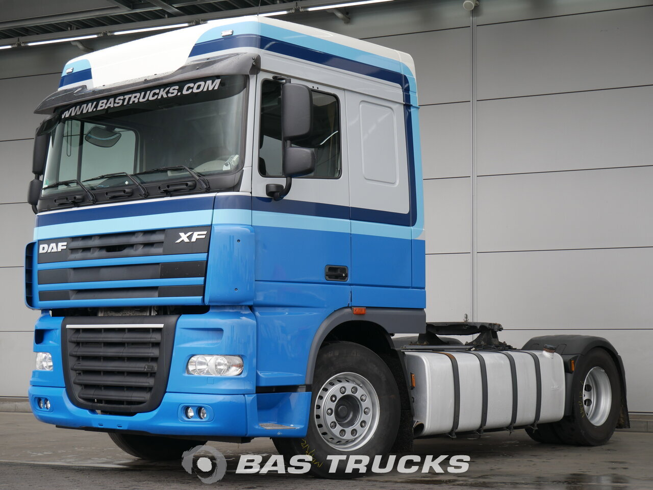 photo de Occasion Tracteur DAF XF105.410 4X2 2013