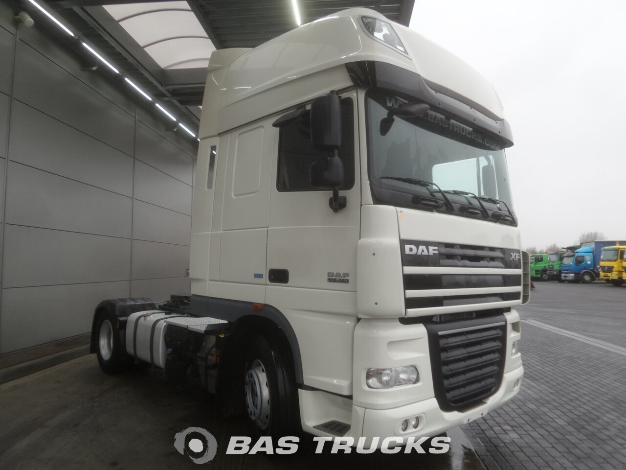 photo de Occasion Tracteur DAF XF105.460 SSC 4X2 2013
