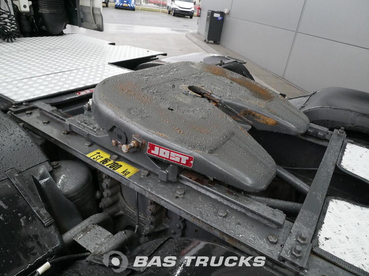 photo de Occasion Tracteur DAF XF105.460 SSC 6X2 2007