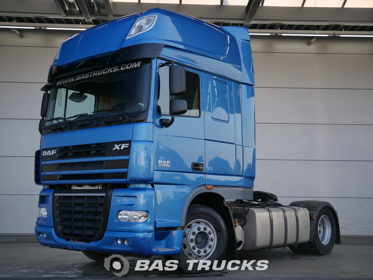 photo de Occasion Tracteur DAF XF105.510 SSC 4X2 2012
