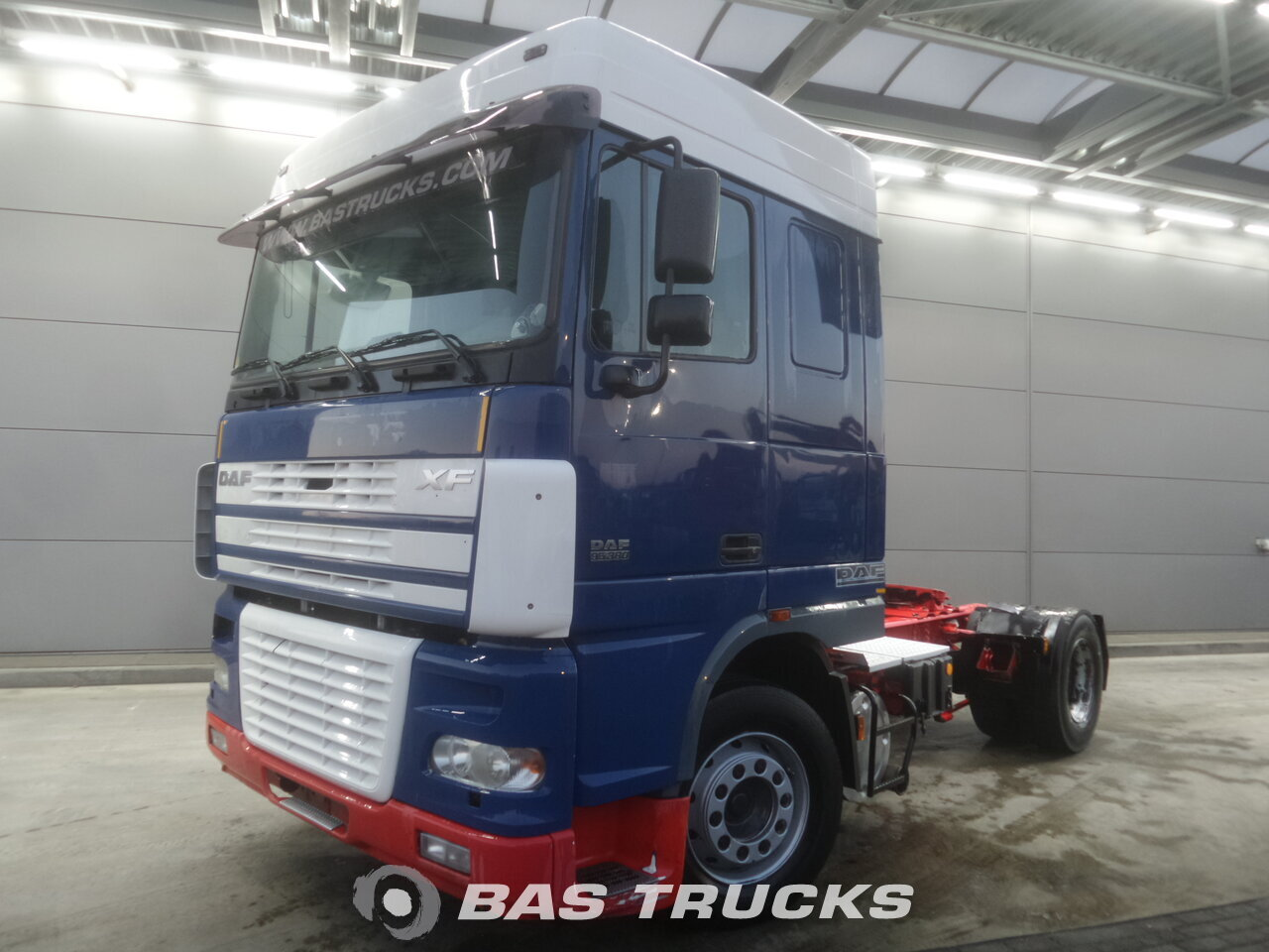 photo de Occasion Tracteur DAF XF95.380 4X2 2004