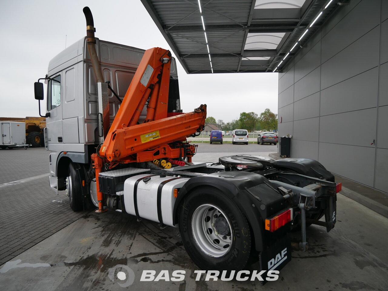 photo de Occasion Tracteur DAF XF95.430 4X2 2004