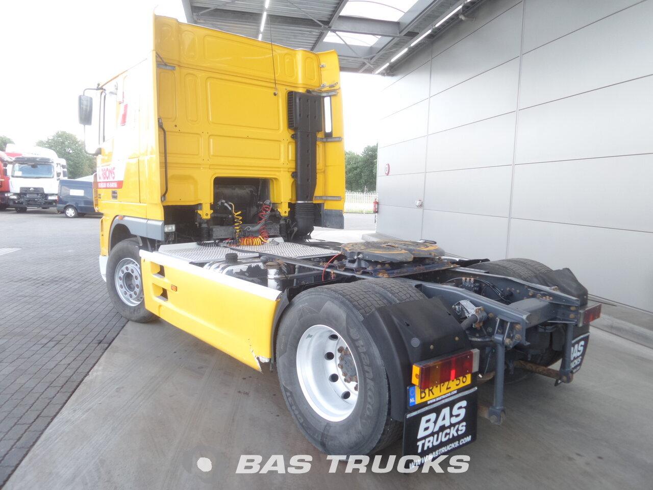 photo de Occasion Tracteur DAF XF95.480 4X2 2006