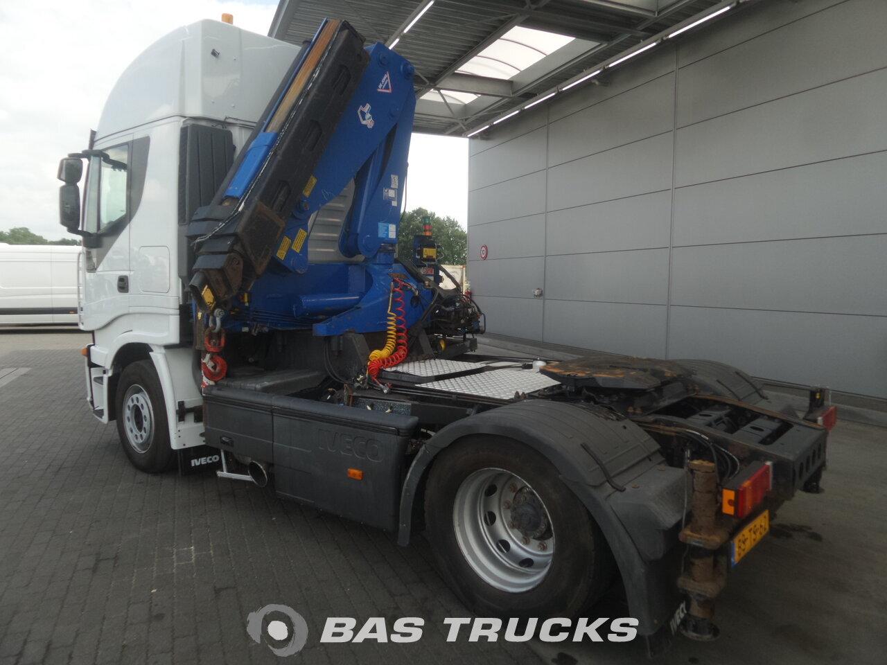 photo de Occasion Tracteur IVECO Stralis AS440S42 4X2 2007
