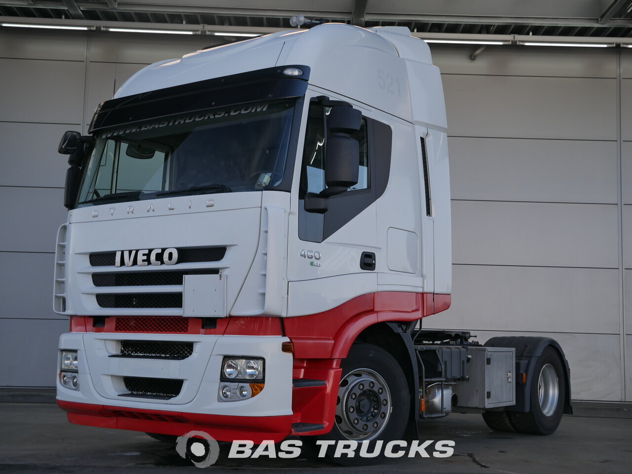photo de Occasion Tracteur IVECO Stralis AS440S46 4X2 2013