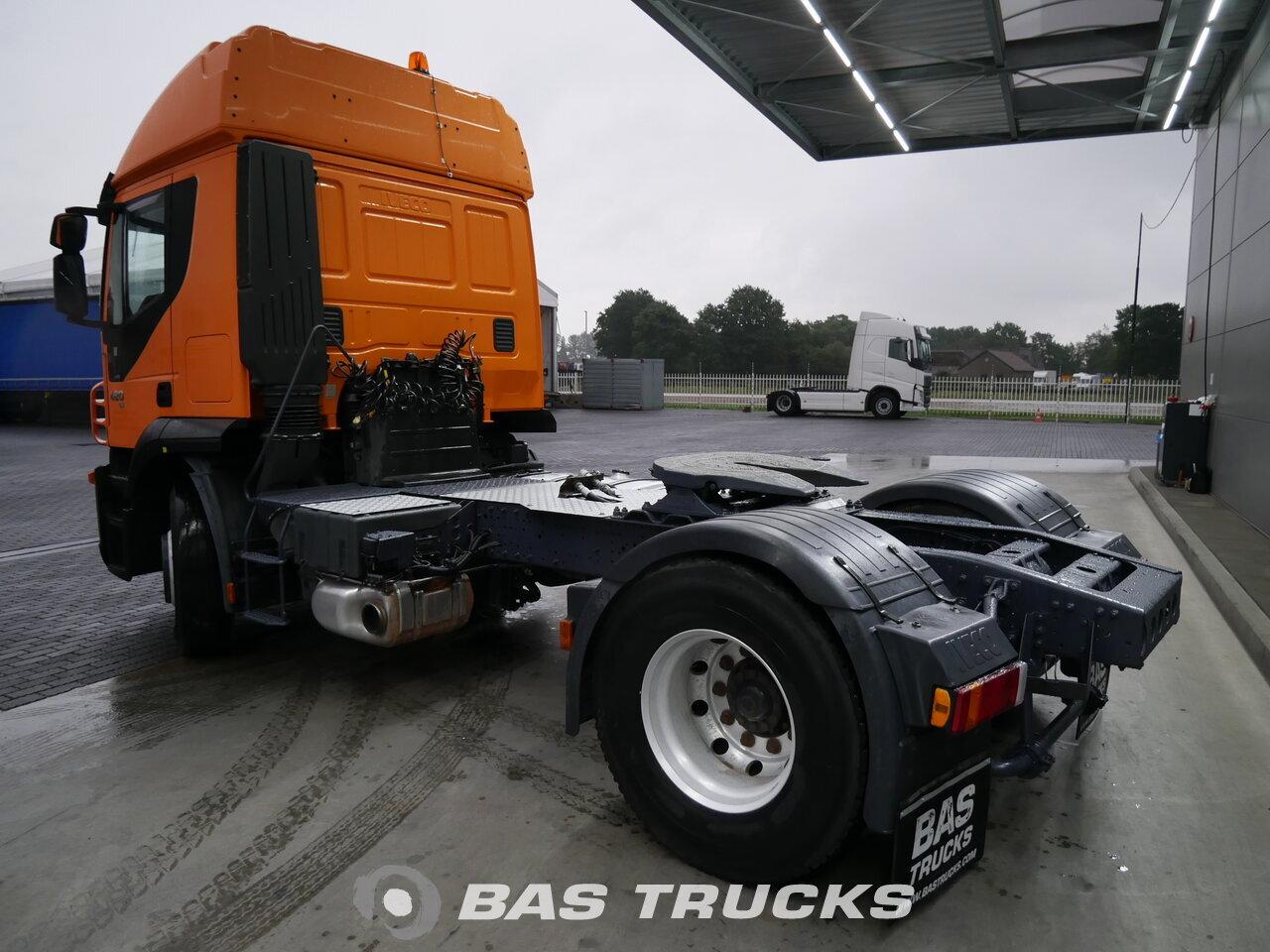 photo de Occasion Tracteur IVECO Stralis AT440S42 4X2 2009