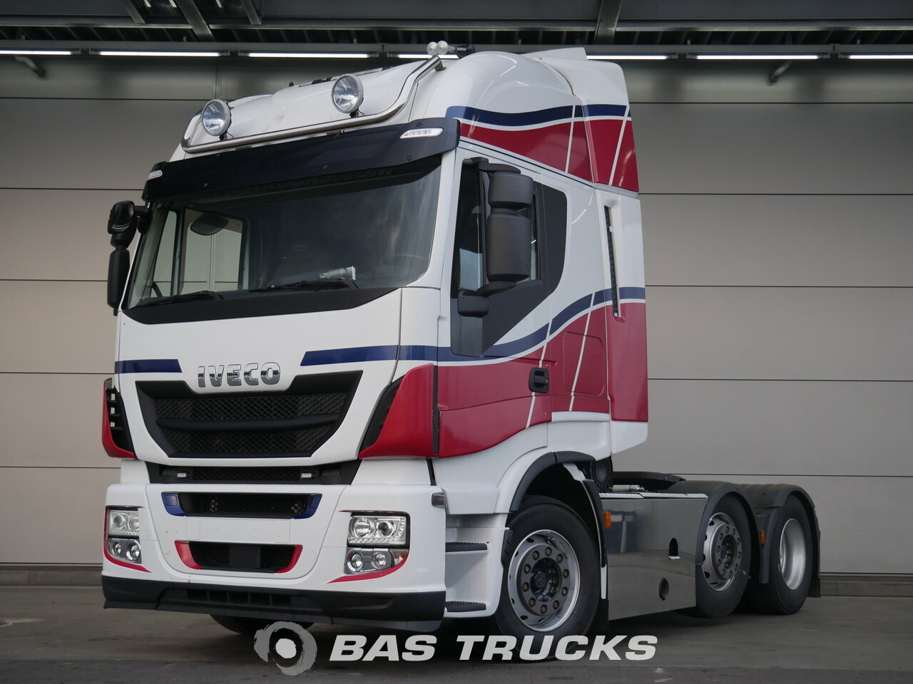 photo de Occasion Tracteur IVECO Stralis Hi-Way AS440S48 6X2 2014