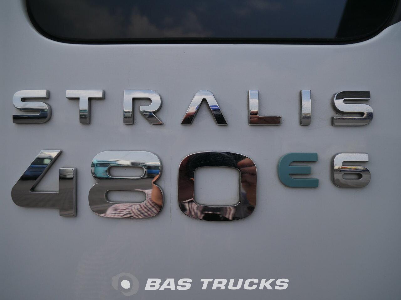 photo de Occasion Tracteur IVECO Stralis Hi-way AS440S48 4X2 2015