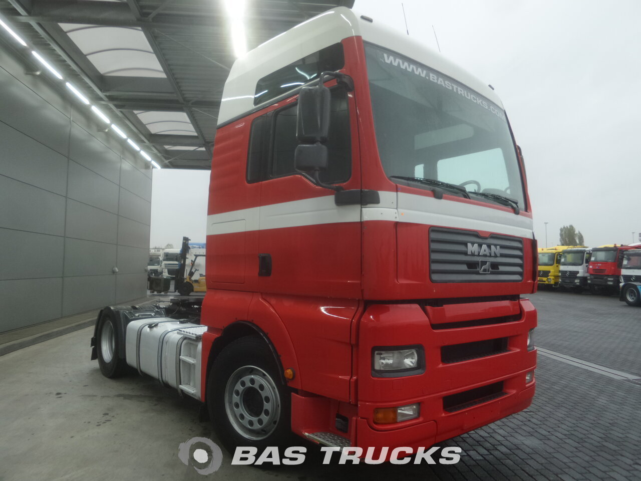 photo de Occasion Tracteur MAN TGA 18.430 XXL 4X2 2006