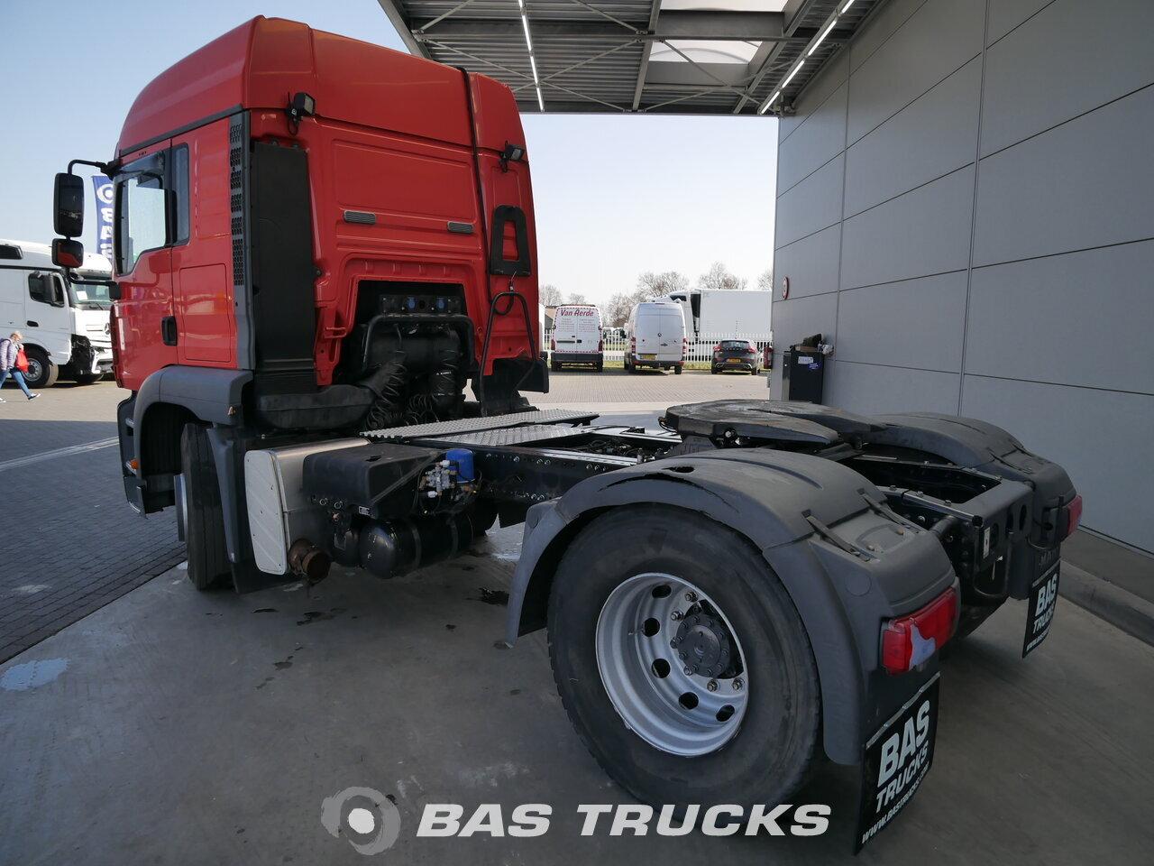 photo de Occasion Tracteur MAN TGA 18.440 4X2 2007