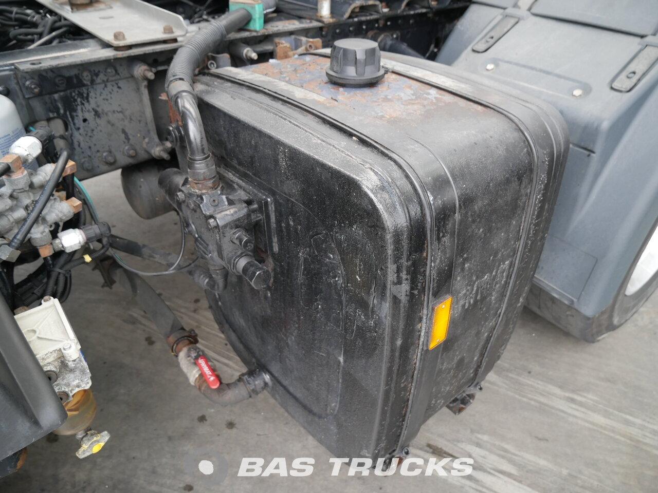 photo de Occasion Tracteur MAN TGA 18.440 LX 4X2 2006