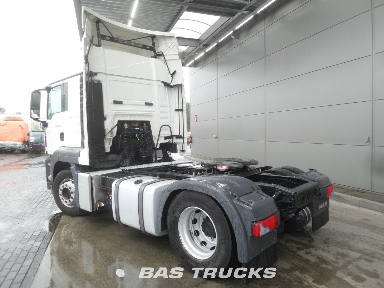 photo de Occasion Tracteur MAN TGS 18.440 LX 4X2 2012