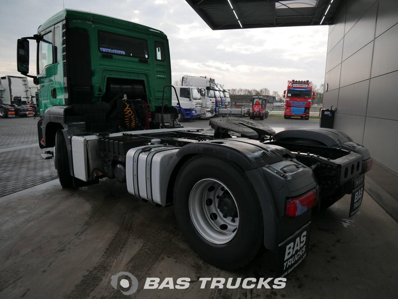 photo de Occasion Tracteur MAN TGS 18.440 M 4X2 2009