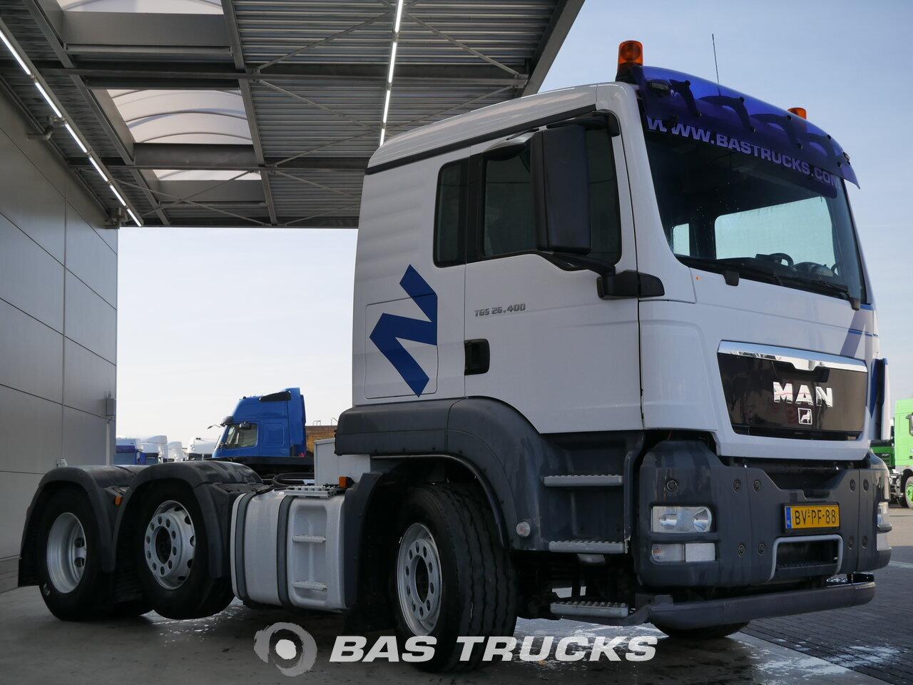 photo de Occasion Tracteur MAN TGS 26.400 L 6X2 2009