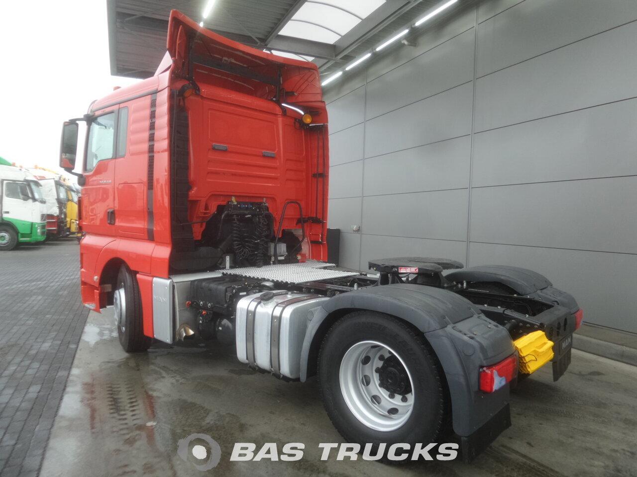 photo de Occasion Tracteur MAN TGX 18.440 4X2 2011