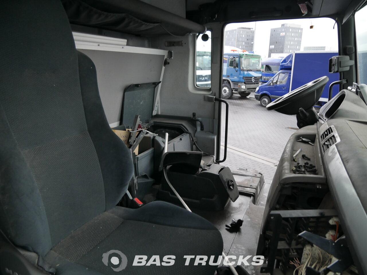 photo de Occasion Tracteur MAN TGX 18.440 XLX 4X2 2008