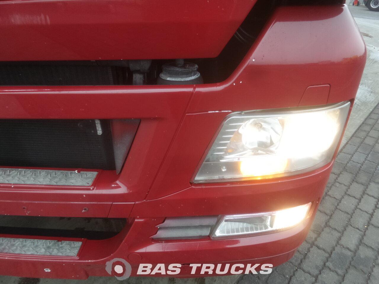 photo de Occasion Tracteur MAN TGX 18.440 XXL 4X2 2009