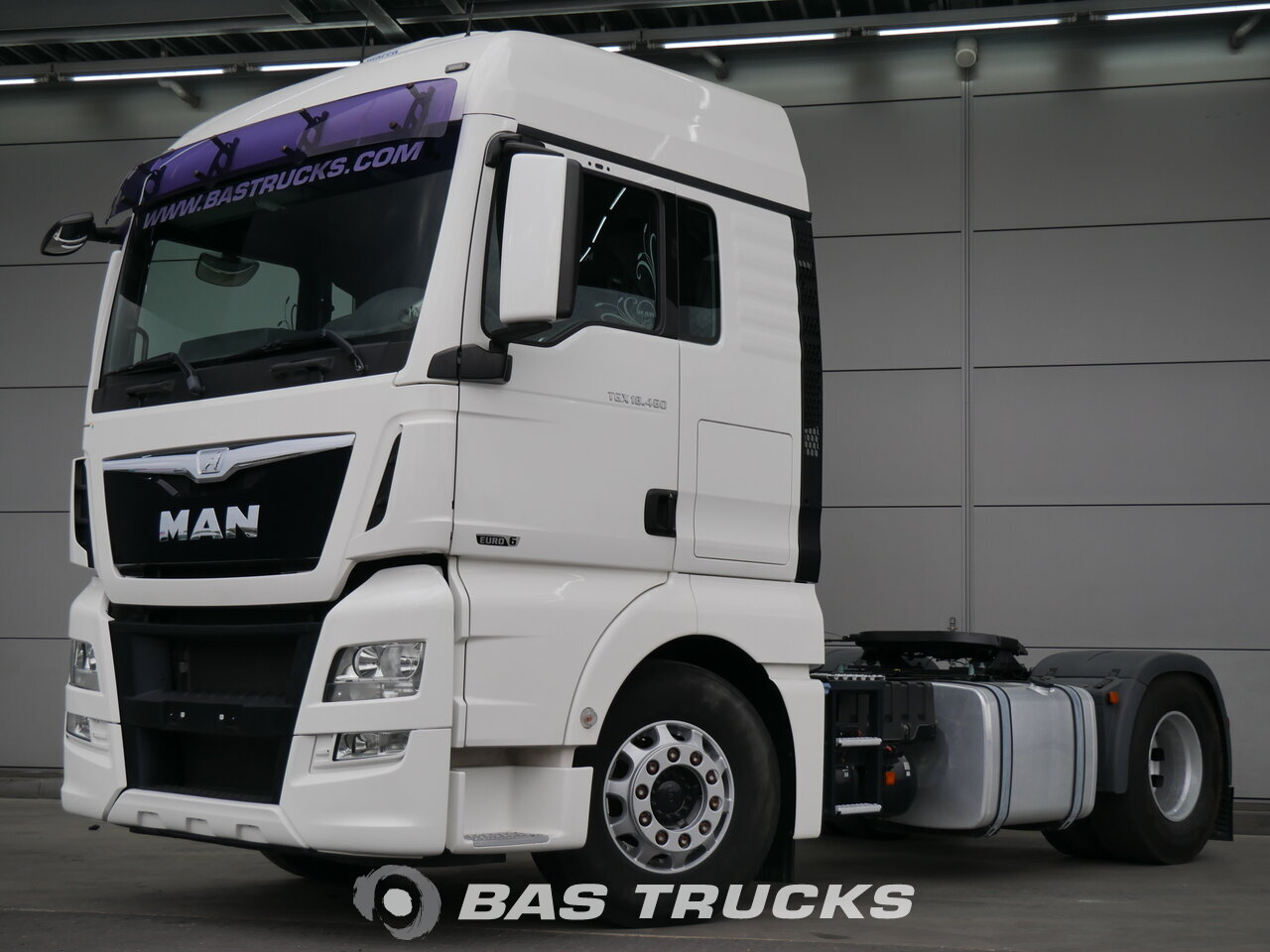 photo de Occasion Tracteur MAN TGX 18.480 XLX 4X2 2013
