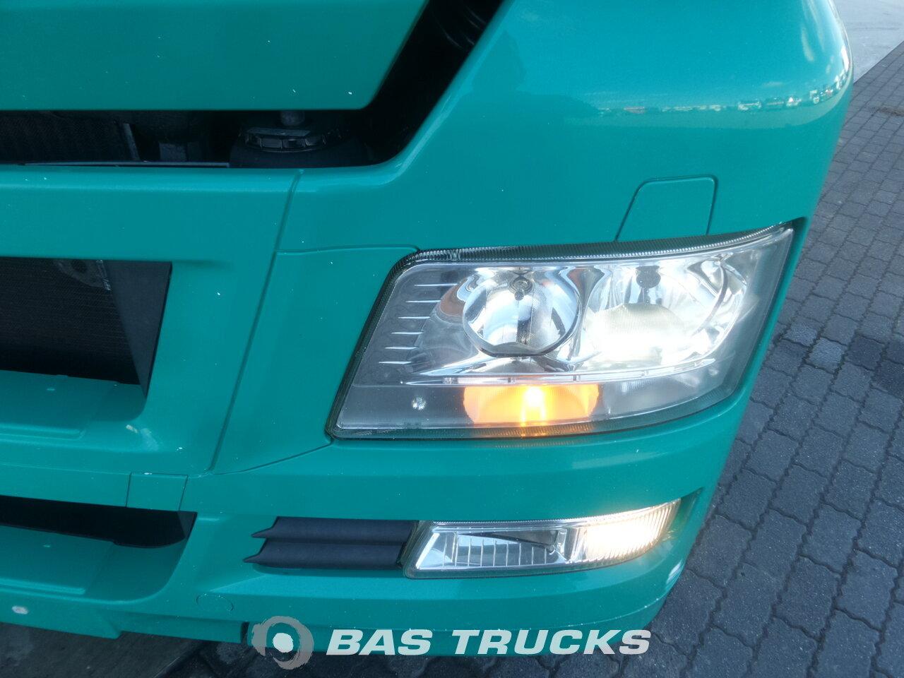 photo de Occasion Tracteur MAN TGX 18.480 XXL 4X2 2011