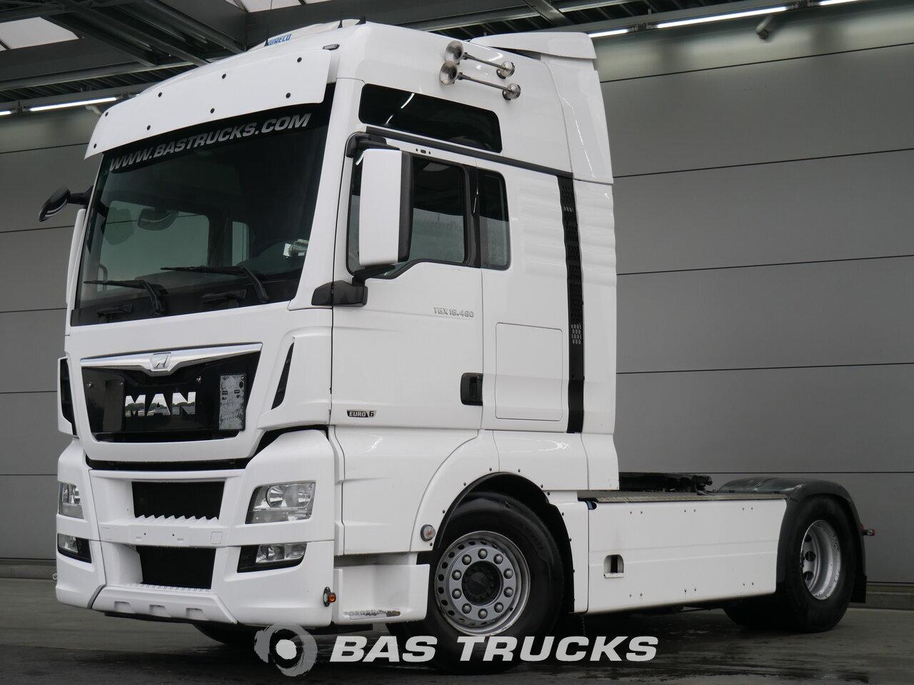 man tgx xxl tracteur euro 6 38800 bas trucks. Black Bedroom Furniture Sets. Home Design Ideas