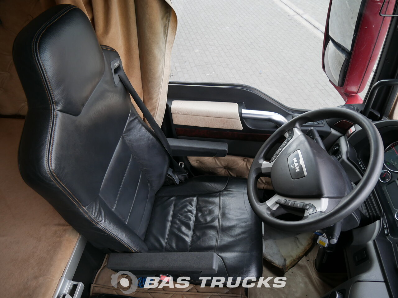 photo de Occasion Tracteur MAN TGX 18.540 XXL 4X2 2013