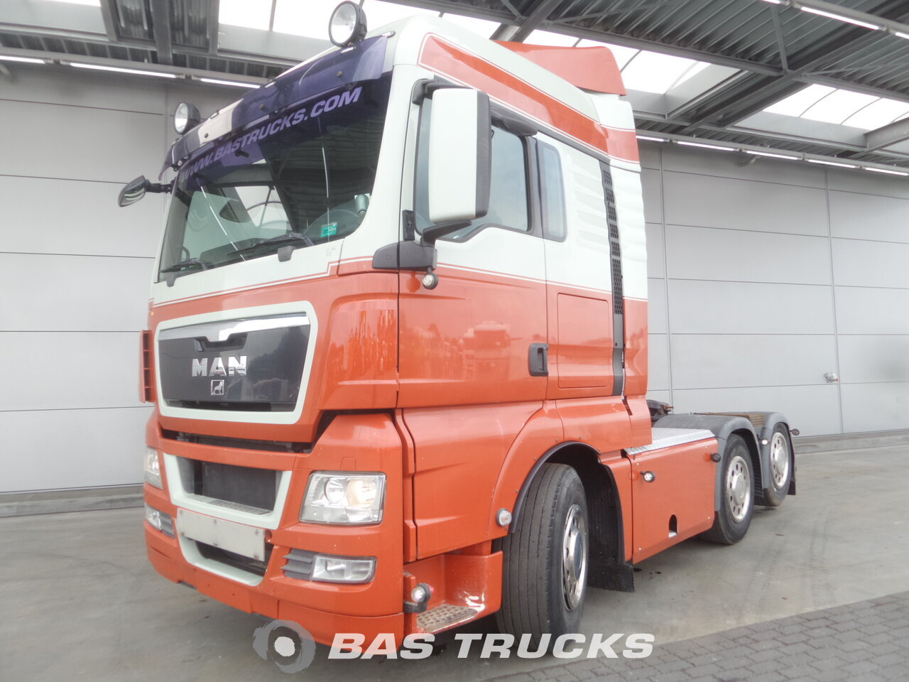 photo de Occasion Tracteur MAN TGX 26.440 XLX 6X2 2009