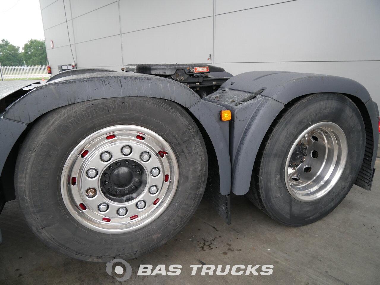photo de Occasion Tracteur MAN TGX 26.440 XLX 6X2 2012