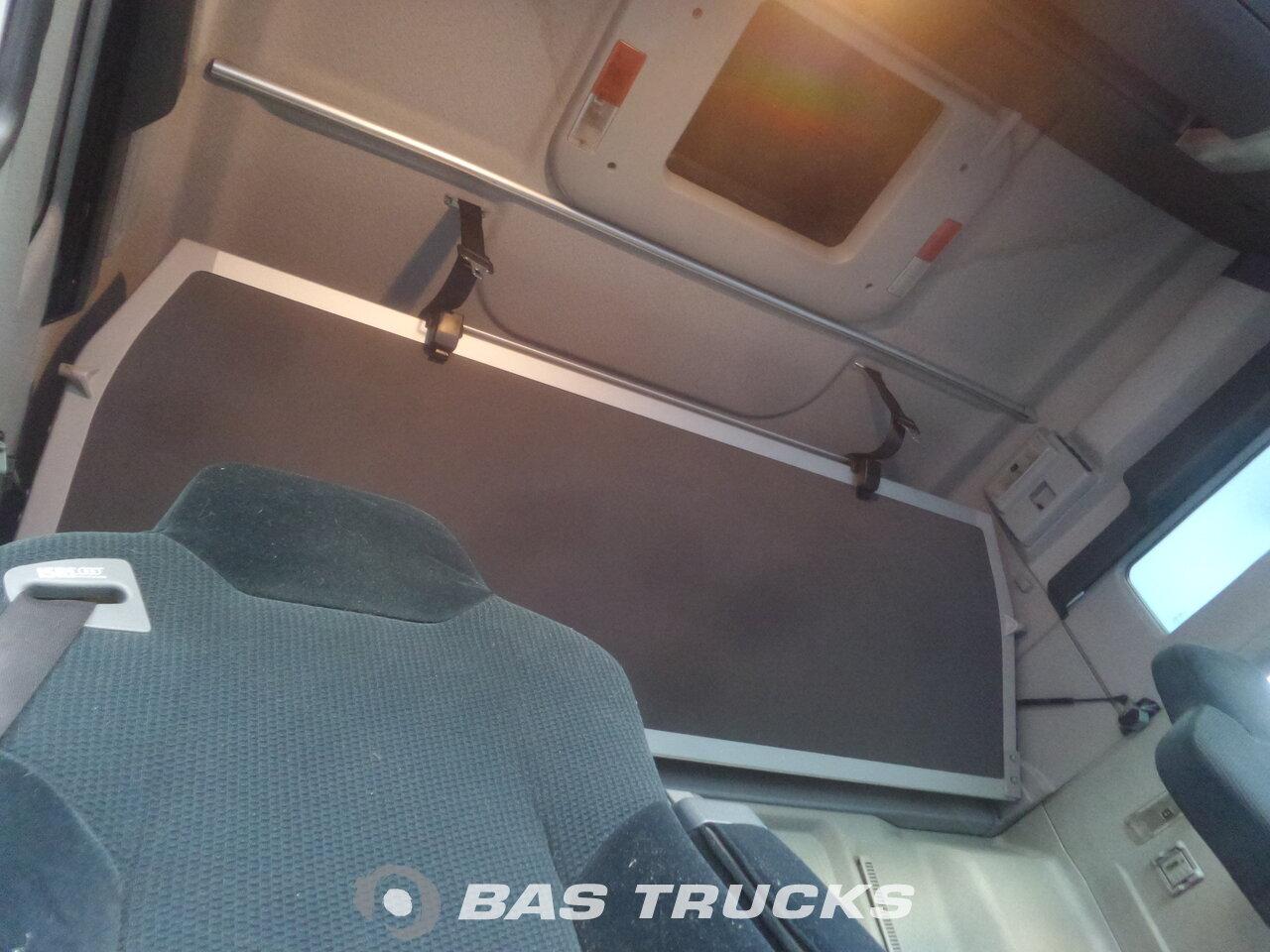 photo de Occasion Tracteur MAN TGX 26.480 XXL 6X2 2009