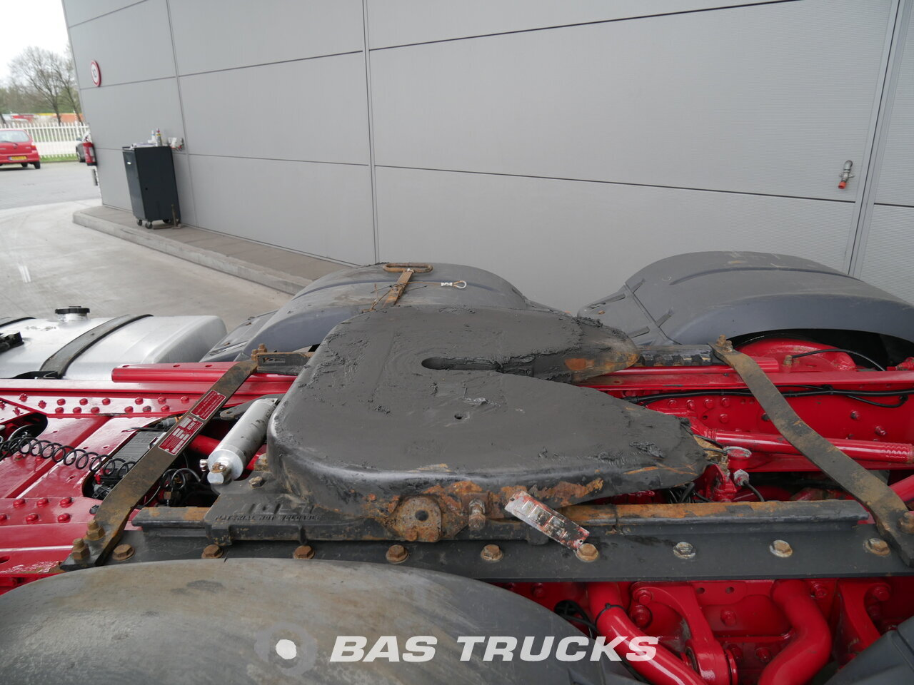 photo de Occasion Tracteur MAN TGX 26.540 XLX 6X2 2013