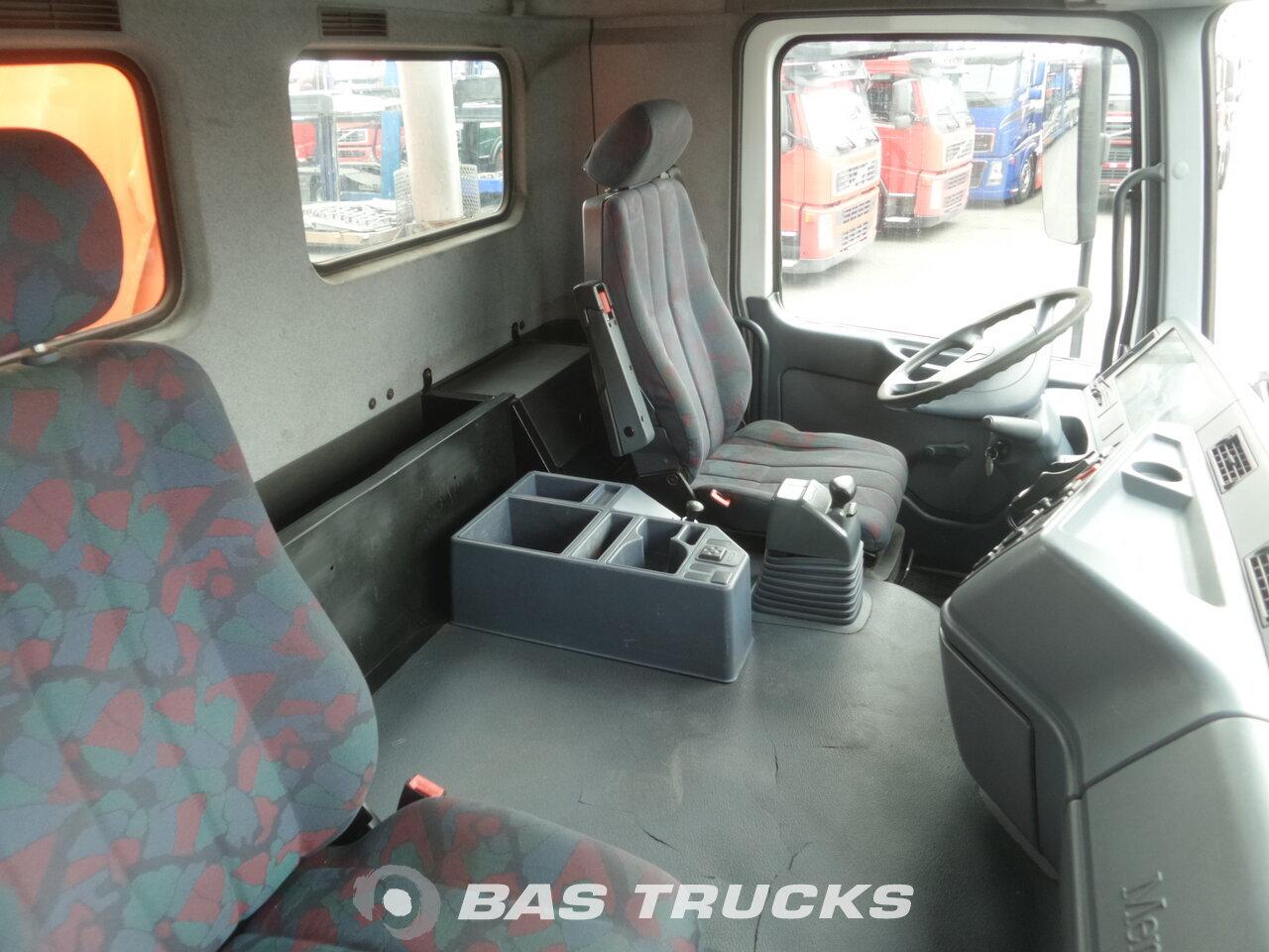 photo de Occasion Tracteur Mercedes Actros 1831 LS 4X2 1997