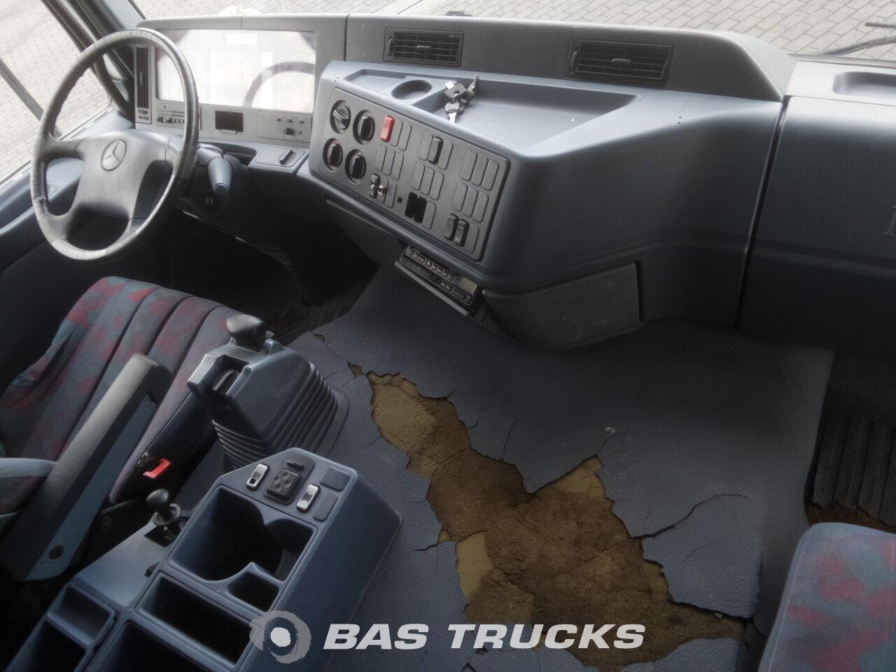 photo de Occasion Tracteur Mercedes Actros 1835 S 4X2 1997