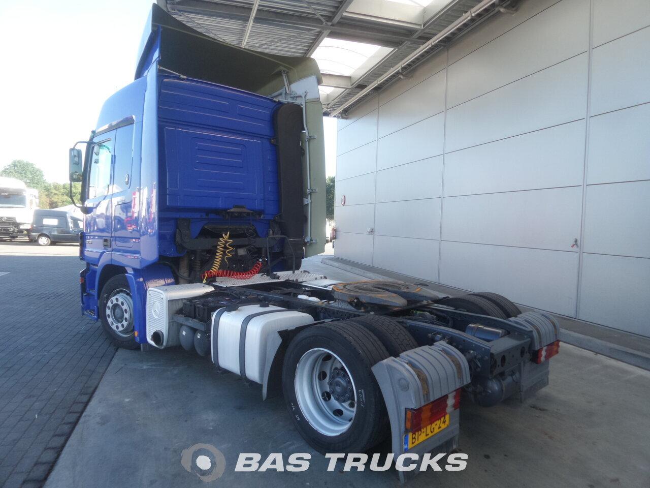 photo de Occasion Tracteur Mercedes Actros 1836 LS 4X2 2004