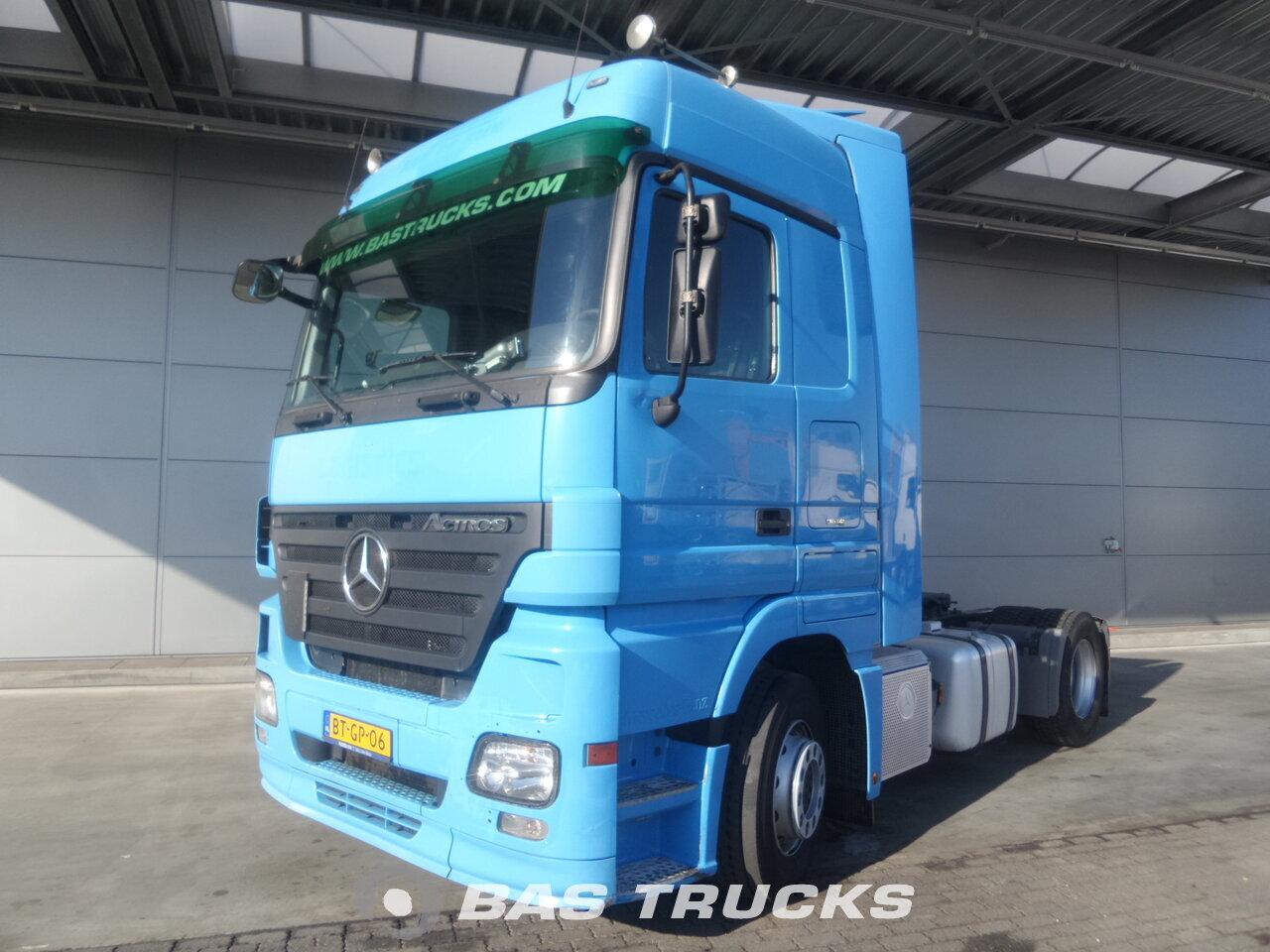 photo de Occasion Tracteur Mercedes Actros 1841 LS 4X2 2007
