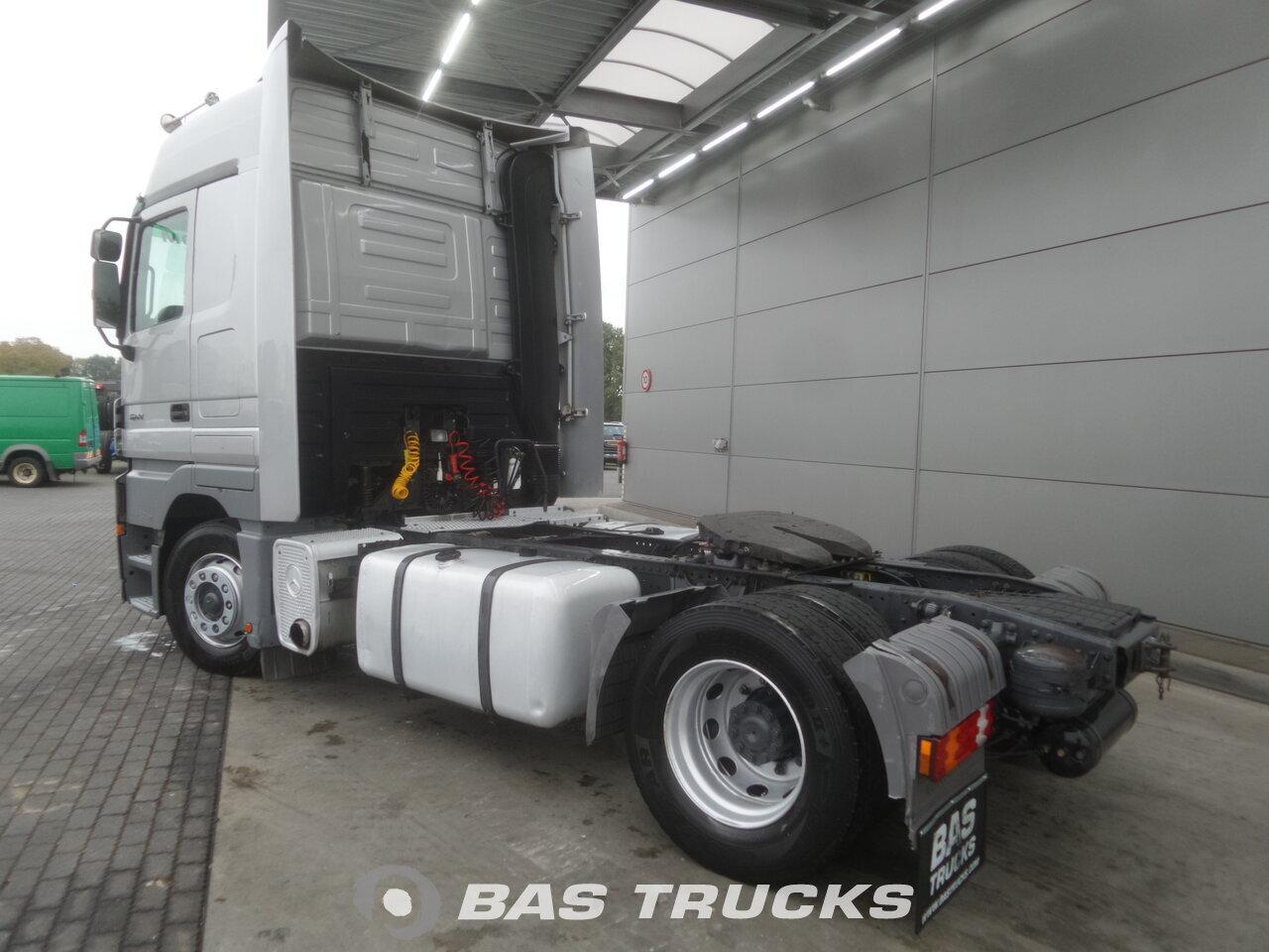 photo de Occasion Tracteur Mercedes Actros 1844 LS 4X2 2005