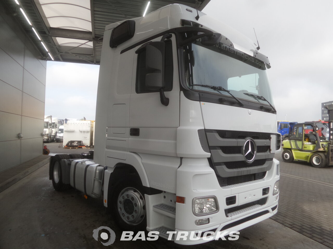 photo de Occasion Tracteur Mercedes Actros 1844 LS 4X2 2011