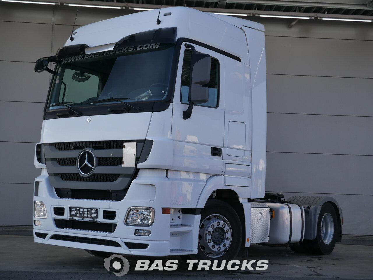 photo de Occasion Tracteur Mercedes Actros 1846 LS 4X2 2012
