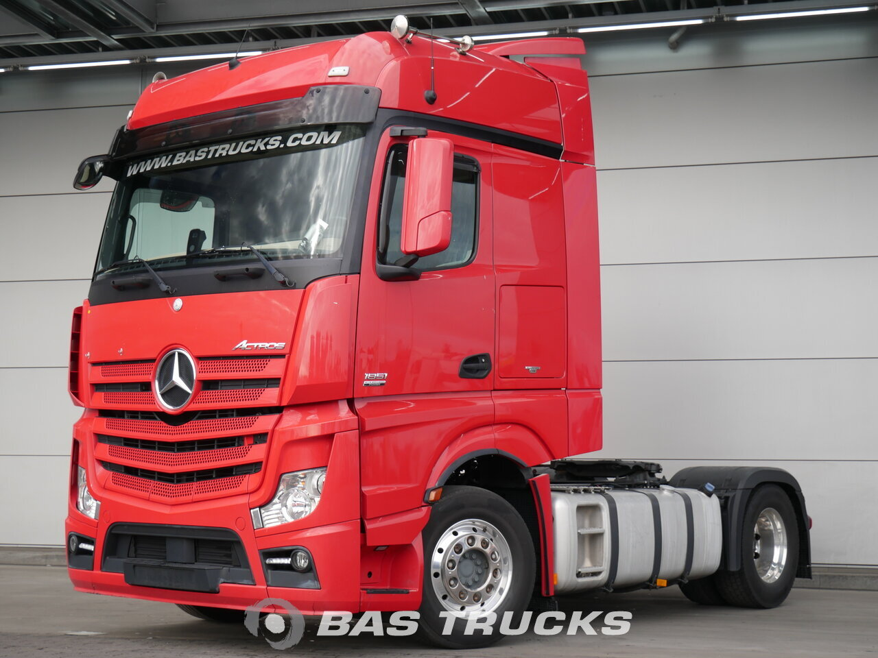 photo de Occasion Tracteur Mercedes Actros 1851 LS 4X2 2012