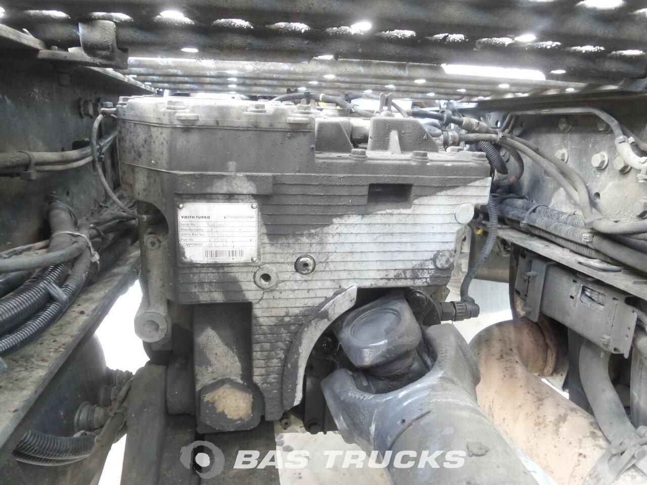 photo de Occasion Tracteur Renault Magnum 500 4X2 2007