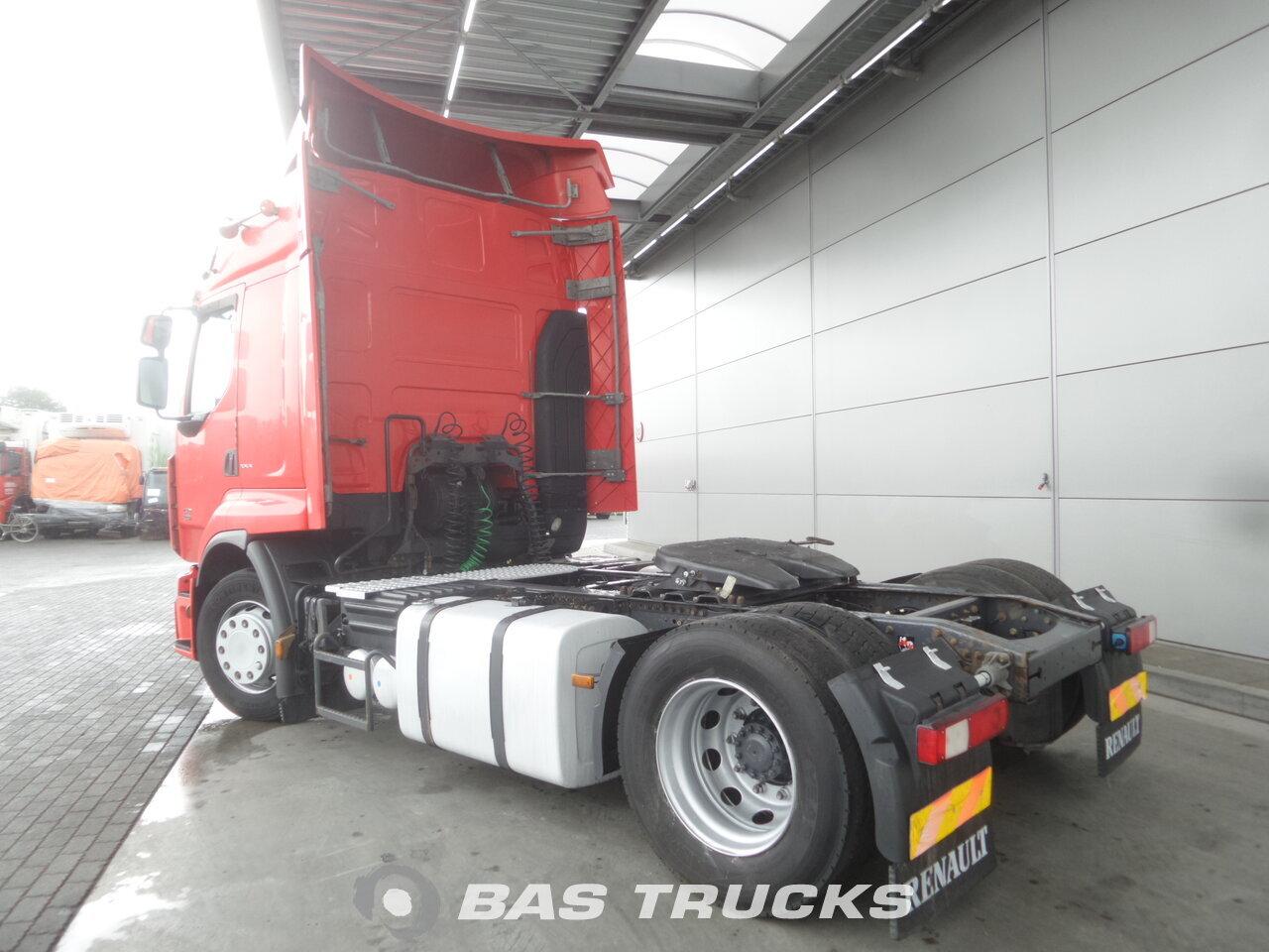 photo de Occasion Tracteur Renault Premium 450 4X2 2010