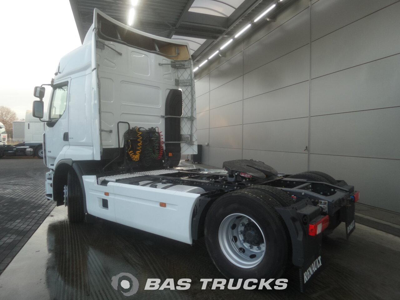 photo de Occasion Tracteur Renault Premium 460 4X2 2011