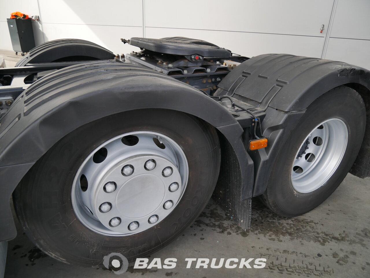 photo de Occasion Tracteur Renault Premium 460 6X2 2011