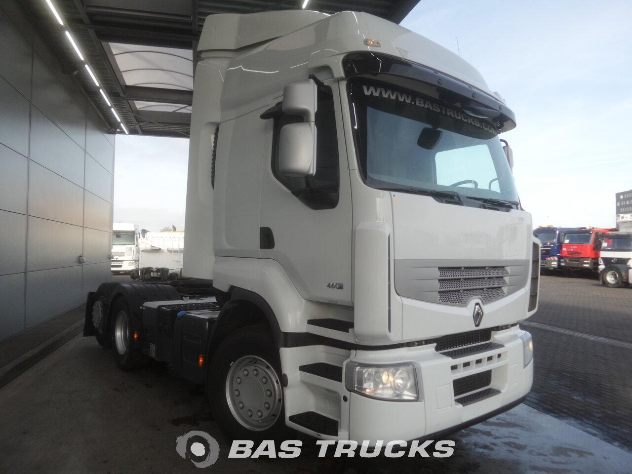 photo de Occasion Tracteur Renault Premium 460 6X2 2012