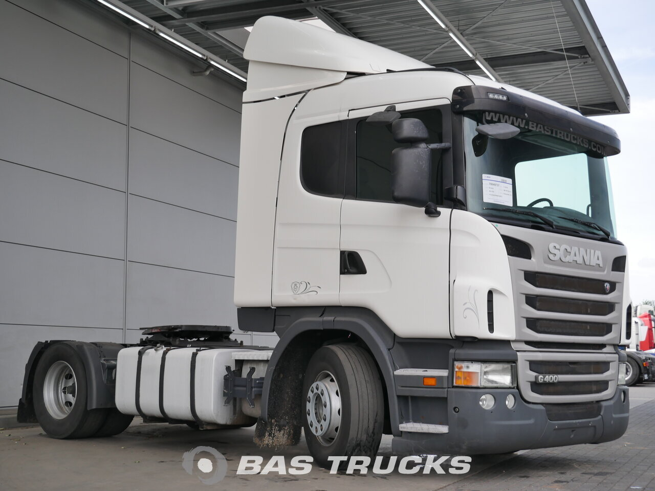 photo de Occasion Tracteur Scania G400 4X2 2010