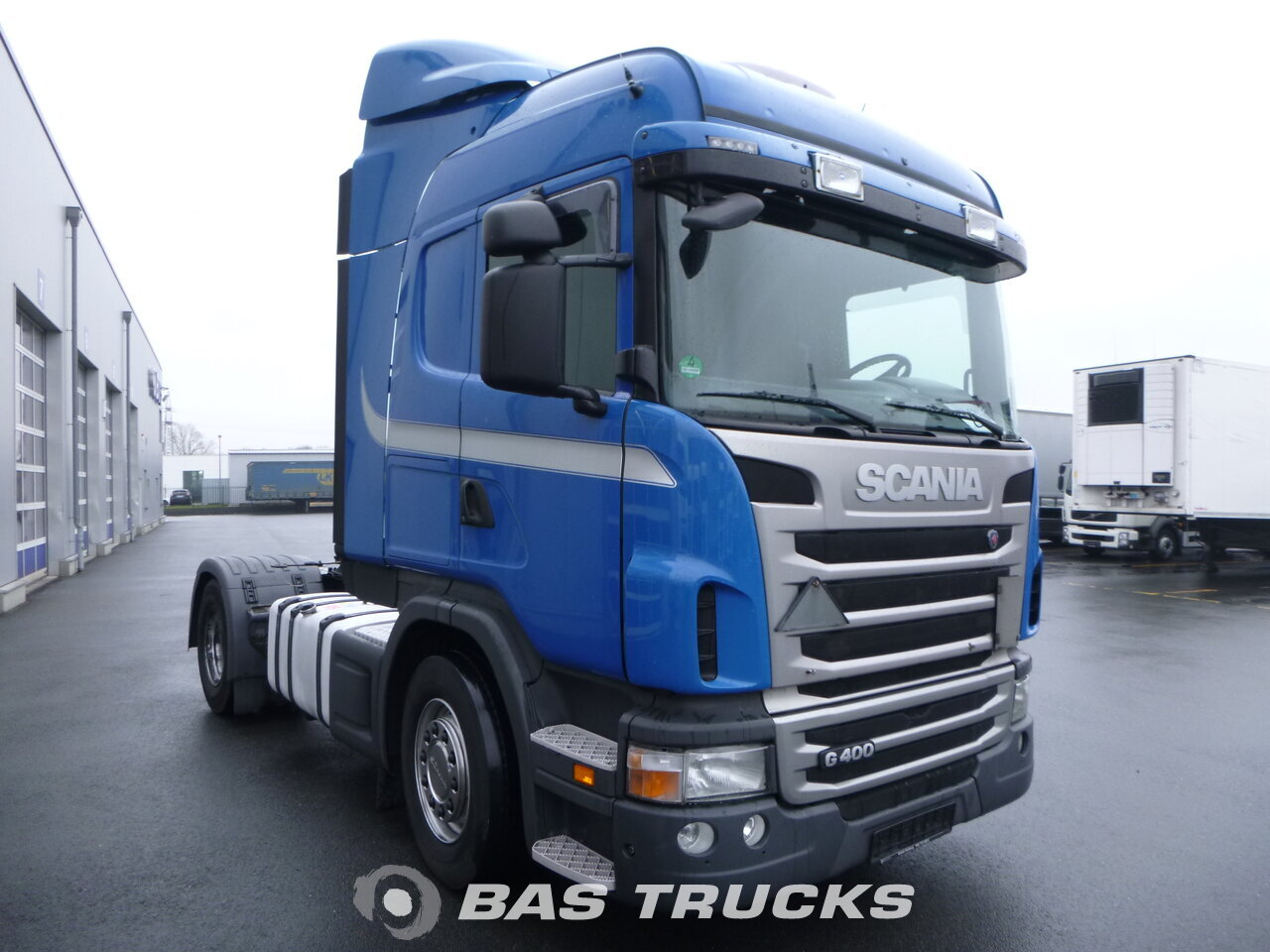 photo de Occasion Tracteur Scania G400 Highline - Dortmund DE 4X2 2011