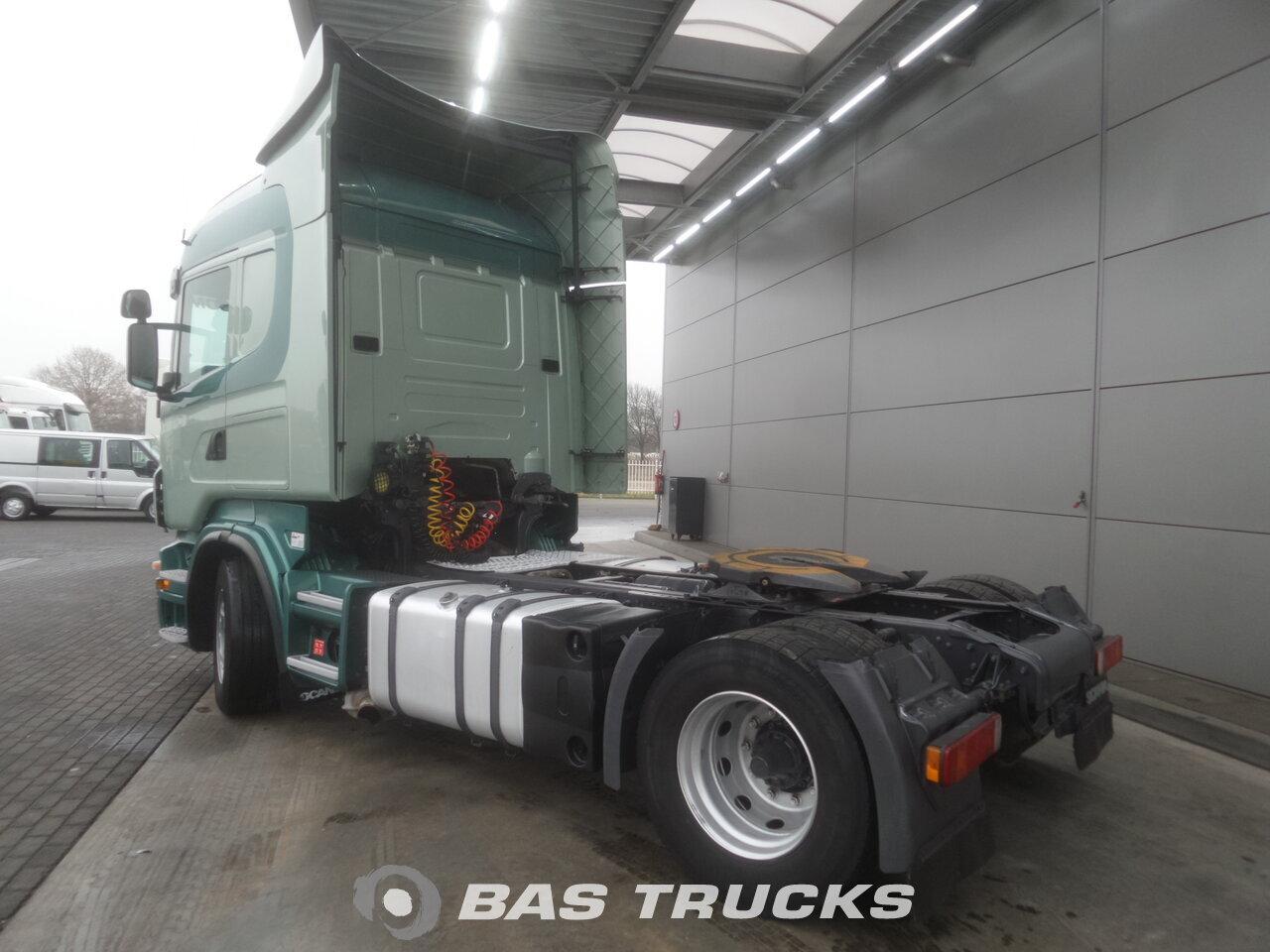 photo de Occasion Tracteur Scania R420 4X2 2008