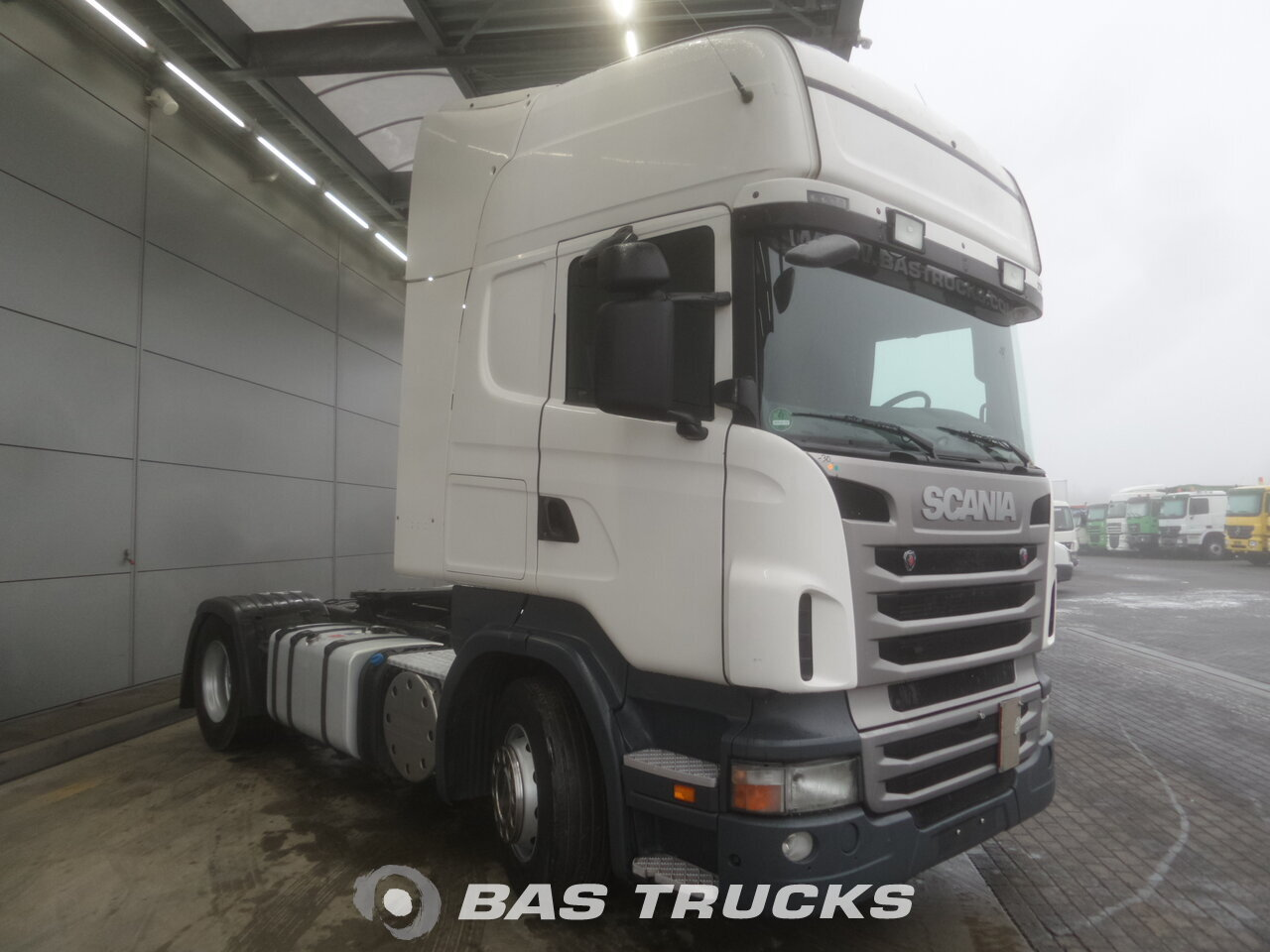 photo de Occasion Tracteur Scania R420 4X2 2010