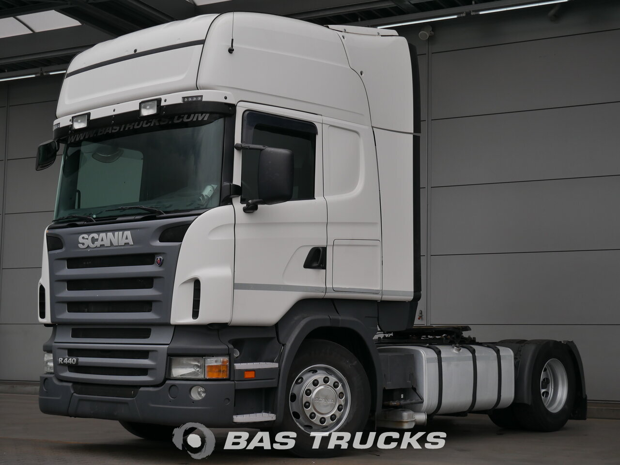 photo de Occasion Tracteur Scania R440 4X2 2010