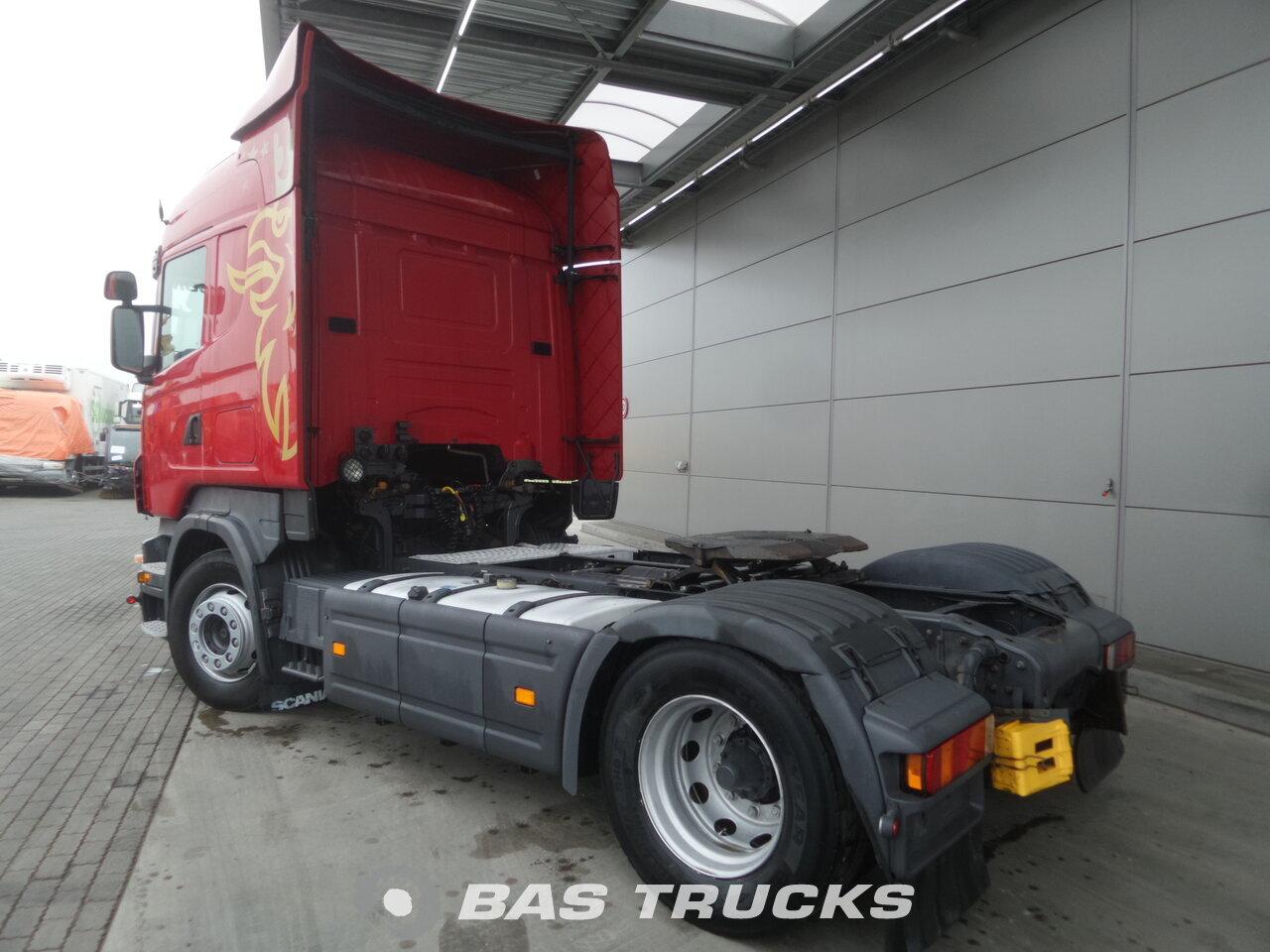 photo de Occasion Tracteur Scania R480 4X2 2007