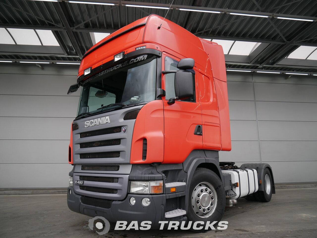 photo de Occasion Tracteur Scania R480 4X2 2009